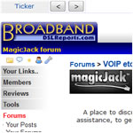 DSLreports magicJack forum
