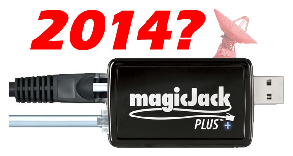 Magic Jack Plus With AC Adapter. Can be used anywhere. Just removed from service last month works great.