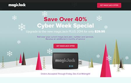 2013 Cyber Week Sale 40% Off!