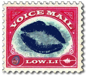 Voicemail Stamp